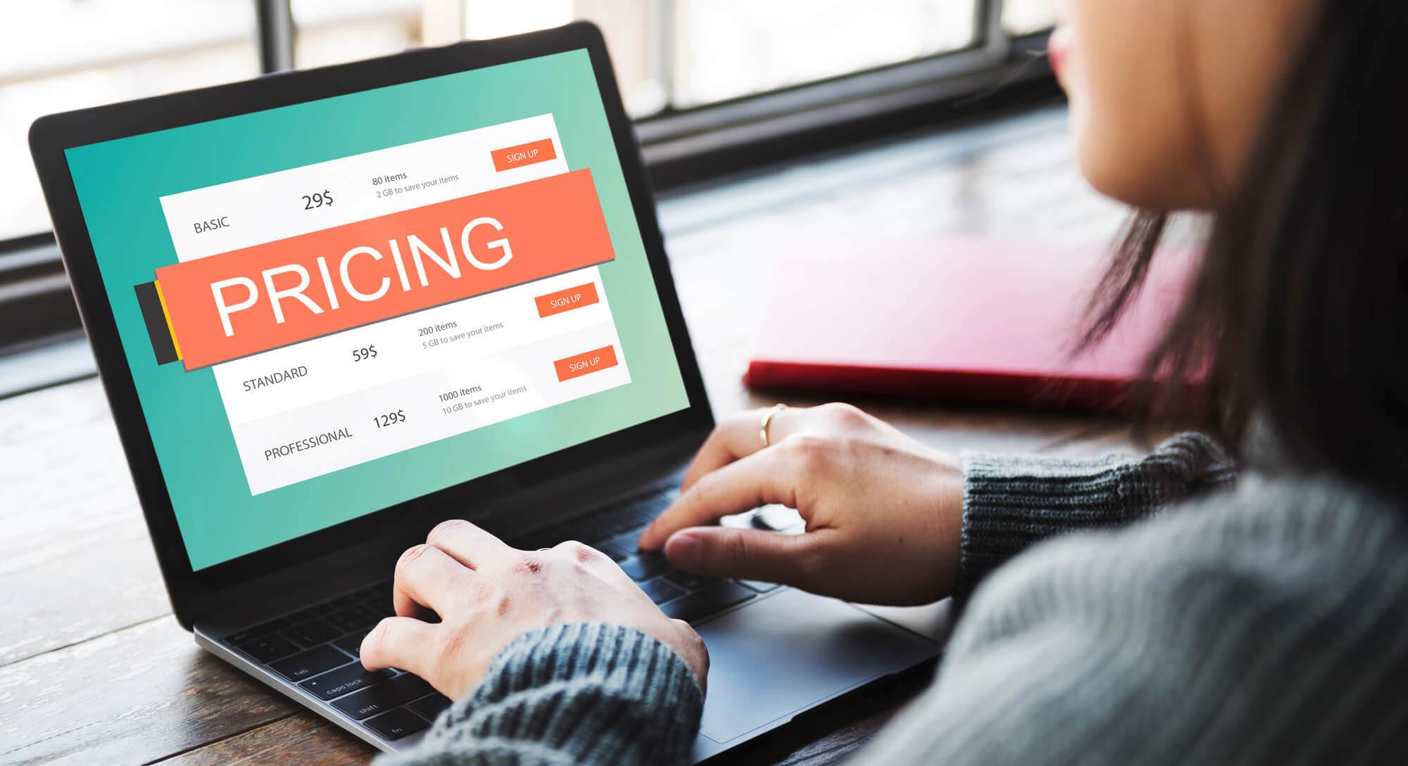 webinar pricing